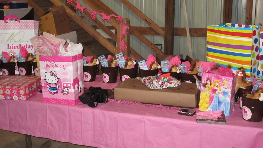 Childrens Birthday Parties Poplar Ridge Stables