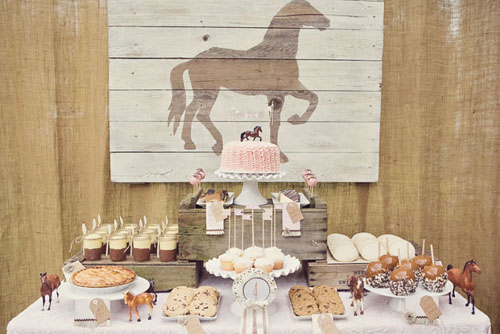 Ultimate Horse Lover's Birthday Party